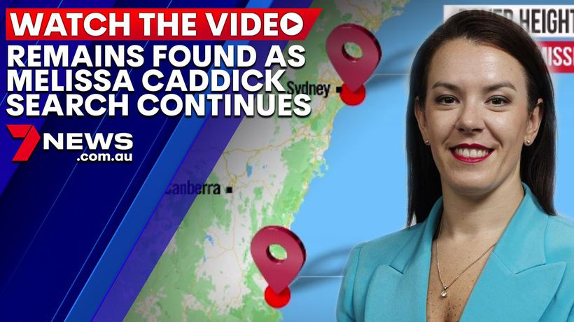More remains found on South Coast beach as Melissa Caddick search continues