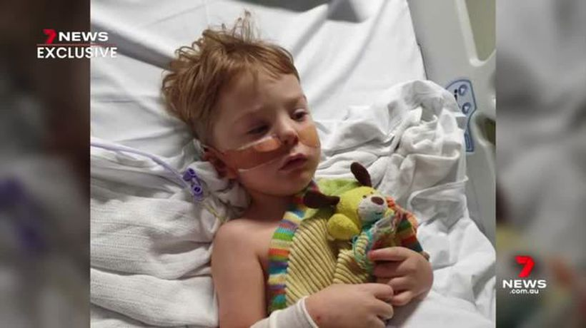 Sick boy unable to travel interstate for treatment
