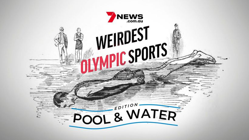 Weird Olympic Sports - Pool and Water Edition