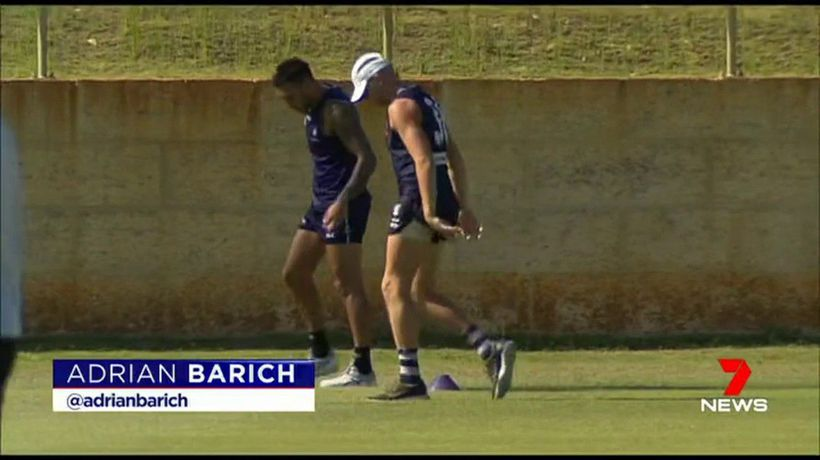 Harley Bennell gone again