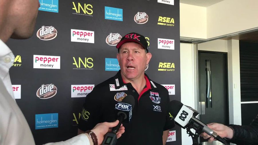 RAW: Ratten not expecting Saints coach offer