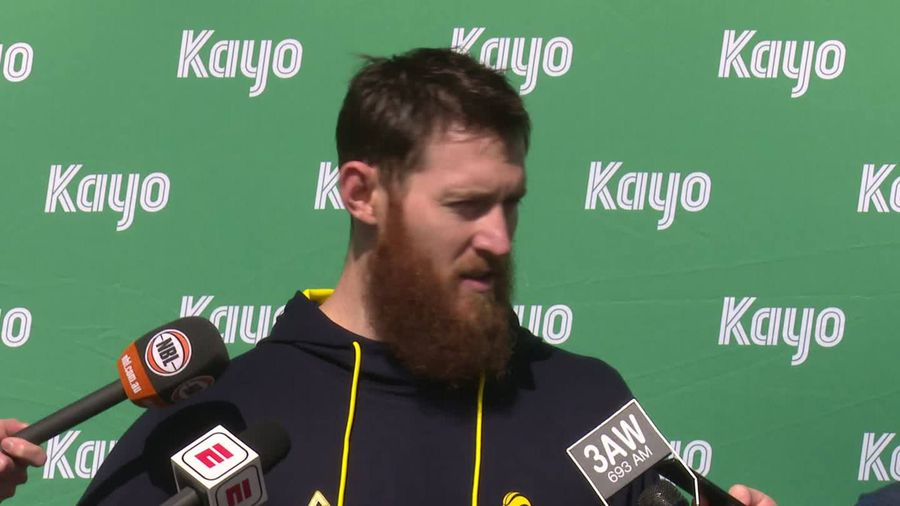 Baynes says defence, Goulding says offence - Boomers still to figure out how to beat team USA