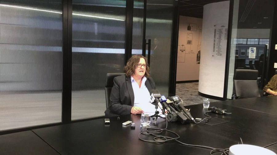 Nobody is above the law: Lawyer delivers statement on behalf of Pell victim