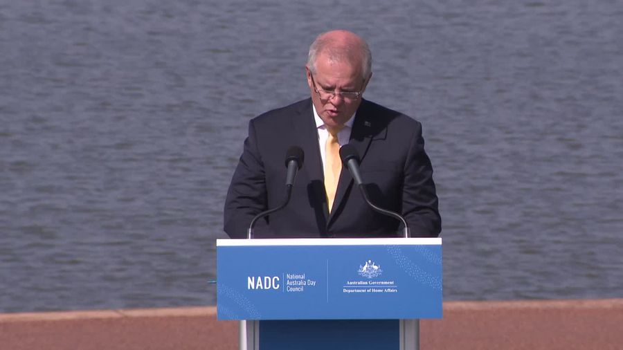 Morrison announces new National Emergency Medal for those helped with bush fire effort
