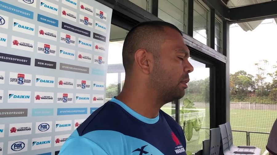 Waratahs hoping for some Super Rugby points before their bye