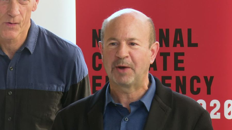 Full presser: Climate Change Summit in Melbourne with Peter Garrett, Ian Dunlop, Michael Mann