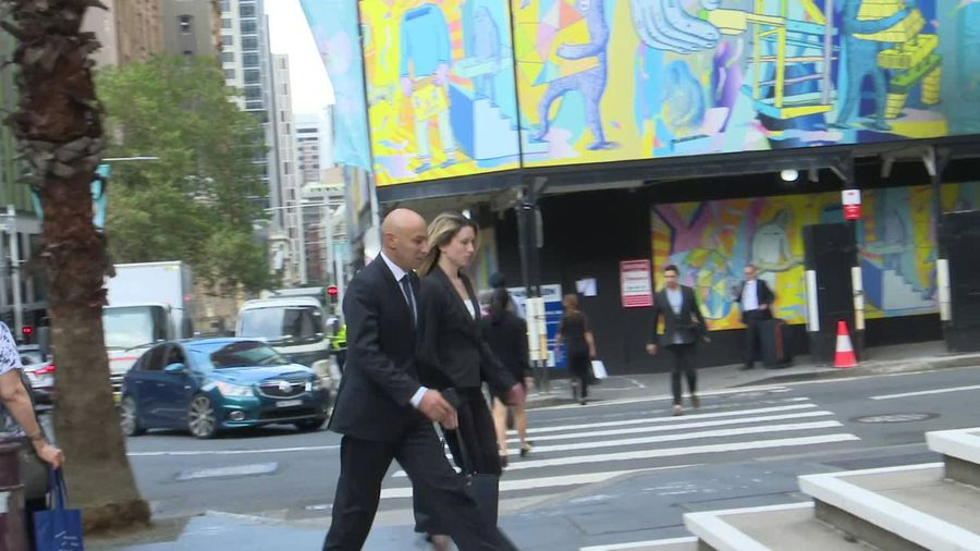 Moses Obeid attends court