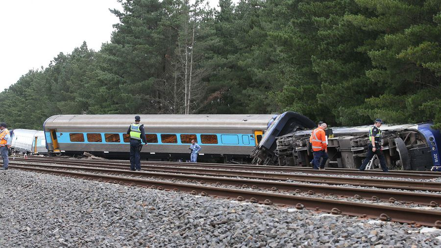 Fatal train crash inquiry to examine speed