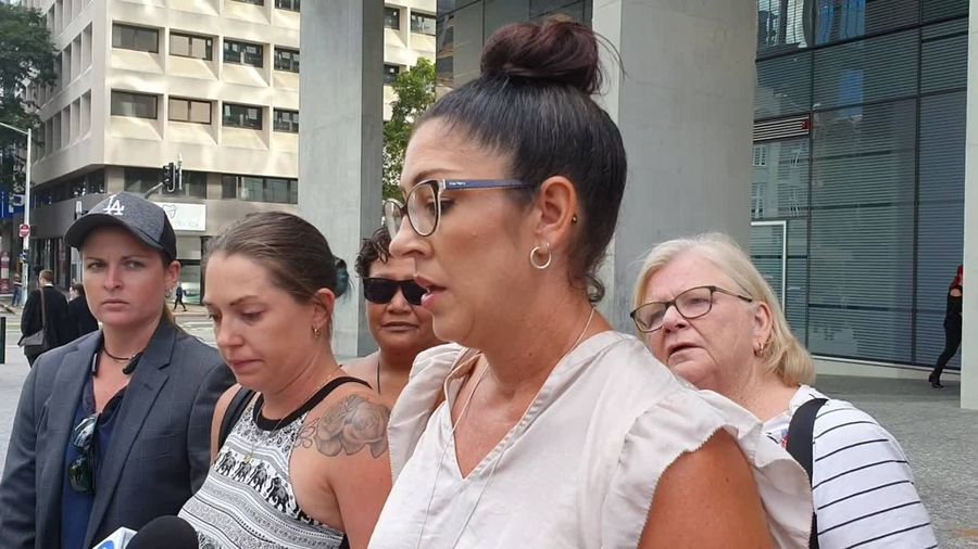 'No amount of time will bring Corey back': Tahiata sentenced over toolbox double murder