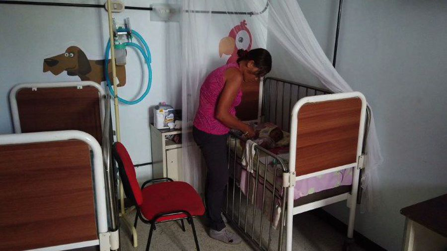 Malnutrition, one of the saddest faces of the Venezuelan crisis