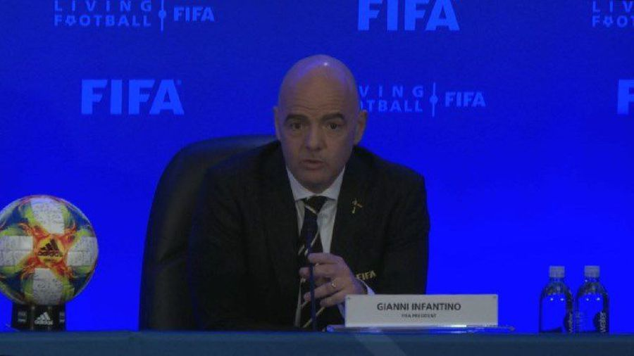 Football: FIFA confirms 24-team Club World Cup to start in 2021