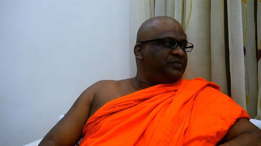 Sri Lankan firebrand monk freed from jail