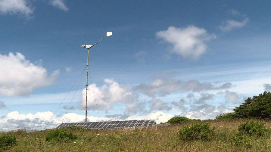 French island aims to run exclusively on renewable energy