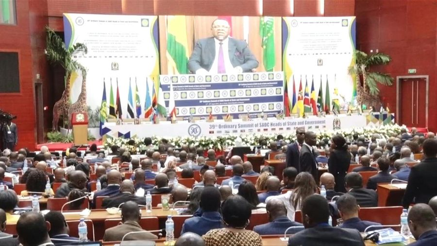 Southern African Development Community (SADC) summit opens in Dar es Salaam