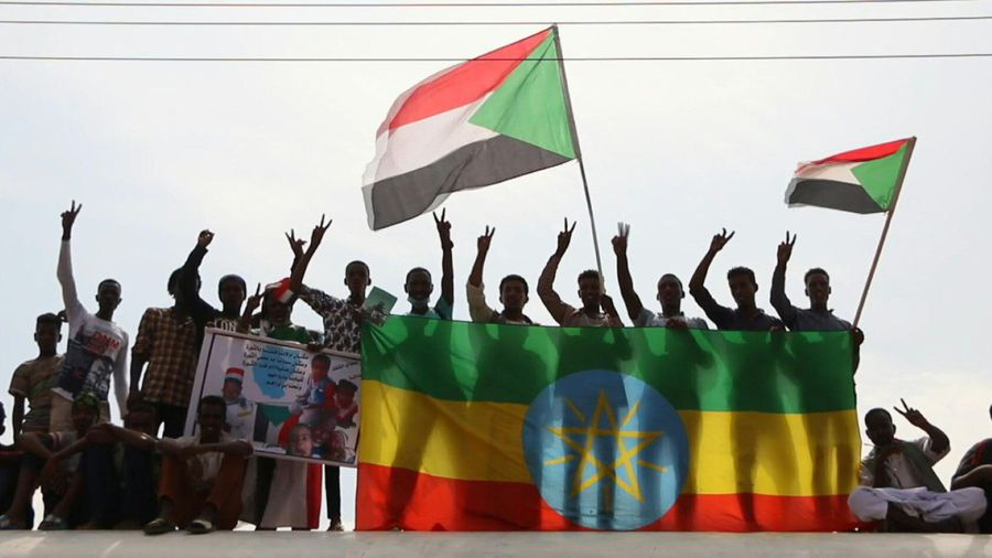 Sudanese celebrate as they eagerly anticipate civilian rule transition