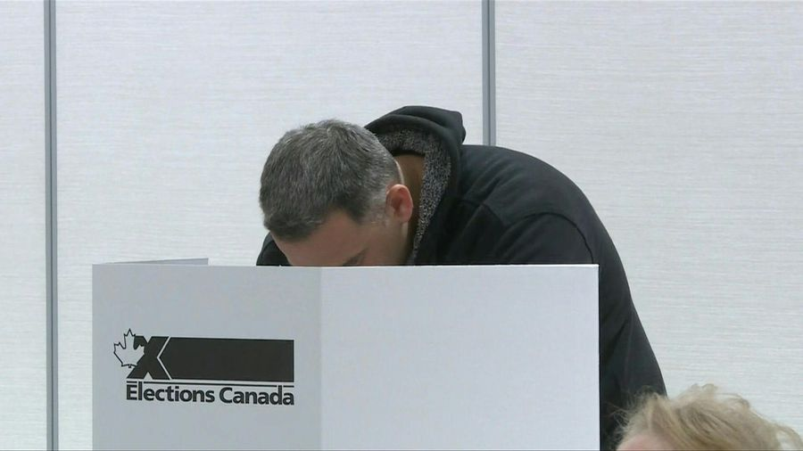 Polls open for Canada's general election