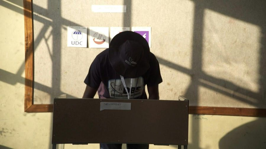 Voting underway in Botswana in test of stable democracy