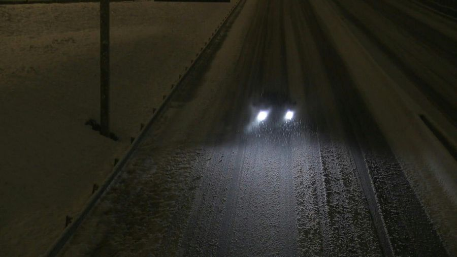 Severe weather: one dead, hundreds of thousands left without power in France