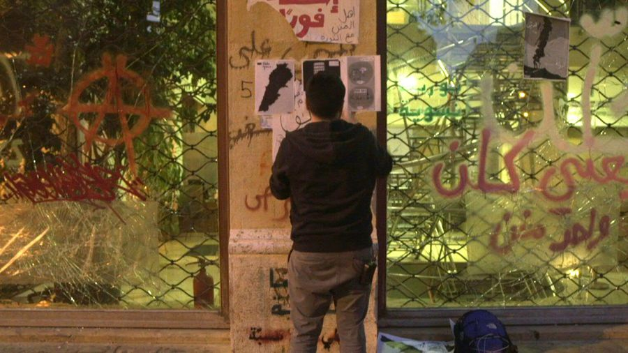 'Laugh at what's hurting you': Lebanon cartoonists connect with wider audience