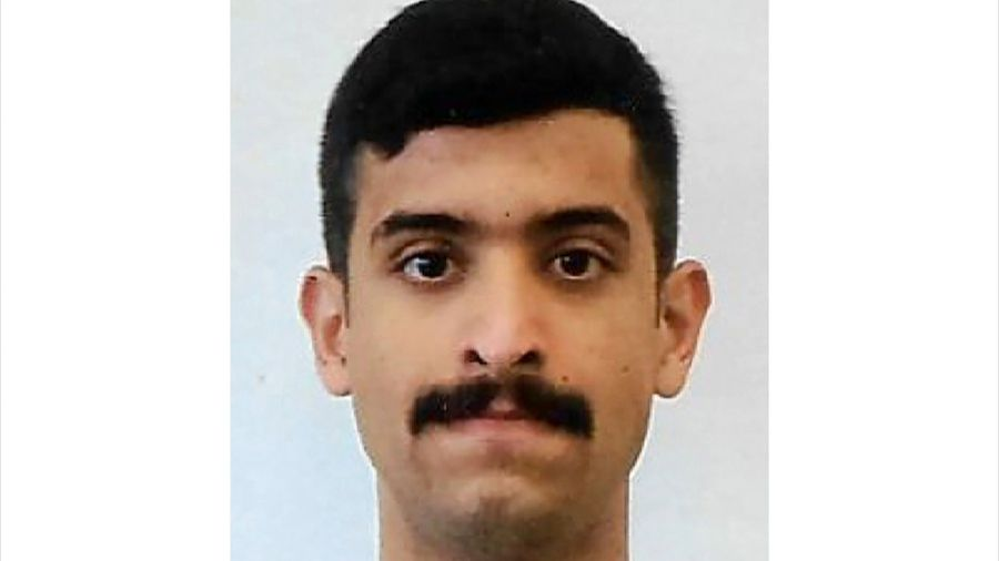 FBI release photo of US naval base shooter