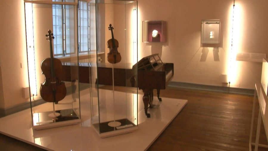 Beethoven's house in Bonn reopens to celebrate the composer's 250th birthday