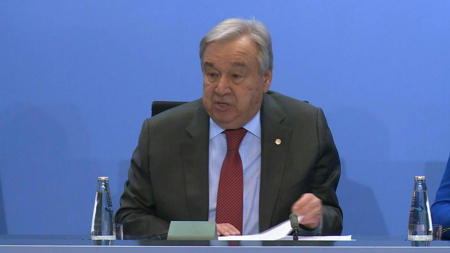 Libya: Guterres calls on leaders to respect their commitment