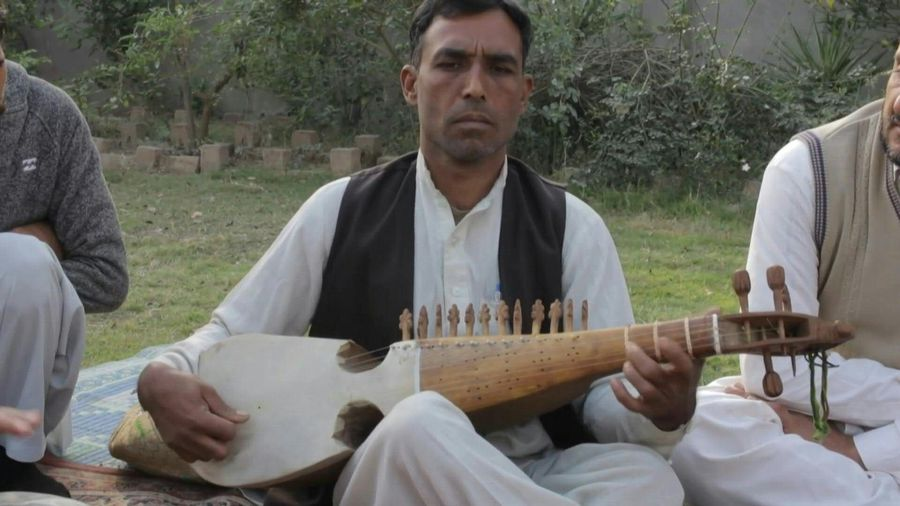 Unchained melody: Traditional music revived as security improves