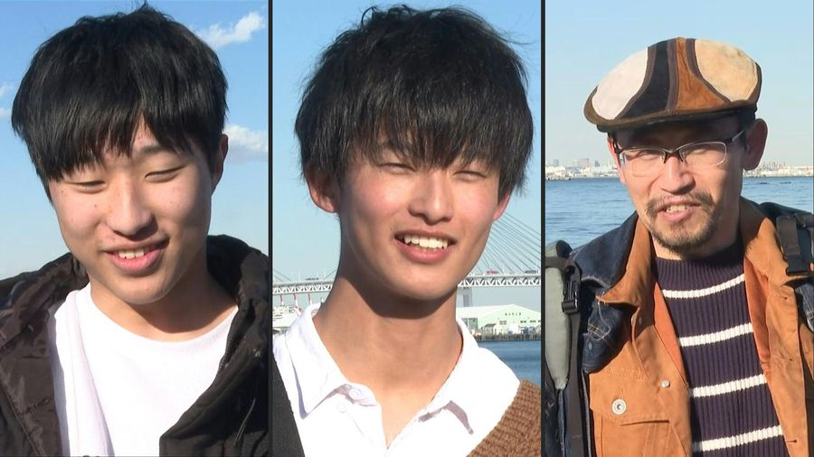 Japanese react to planned disembarkation of passengers from quarantined ship