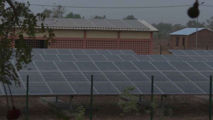 To light up a country: Togo banks on solar power