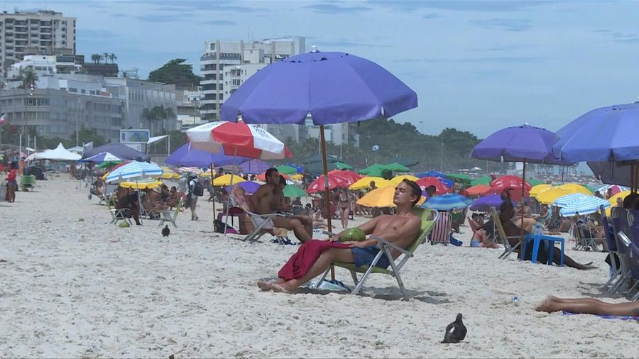 Tourists, nationals 'not worried' about coronavirus case in Brazil