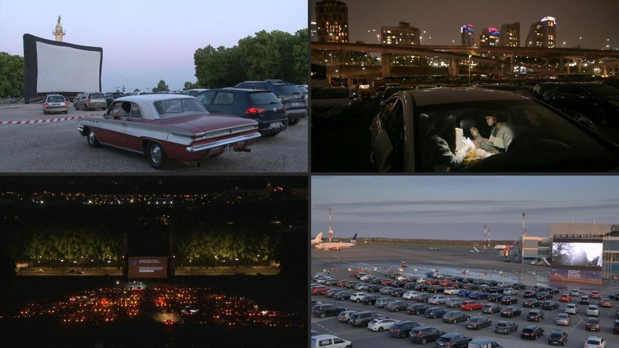 The show must go on: drive-in cinemas revival worldwide