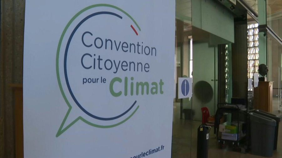 Citizens' Climate Convention meets to adopt proposals