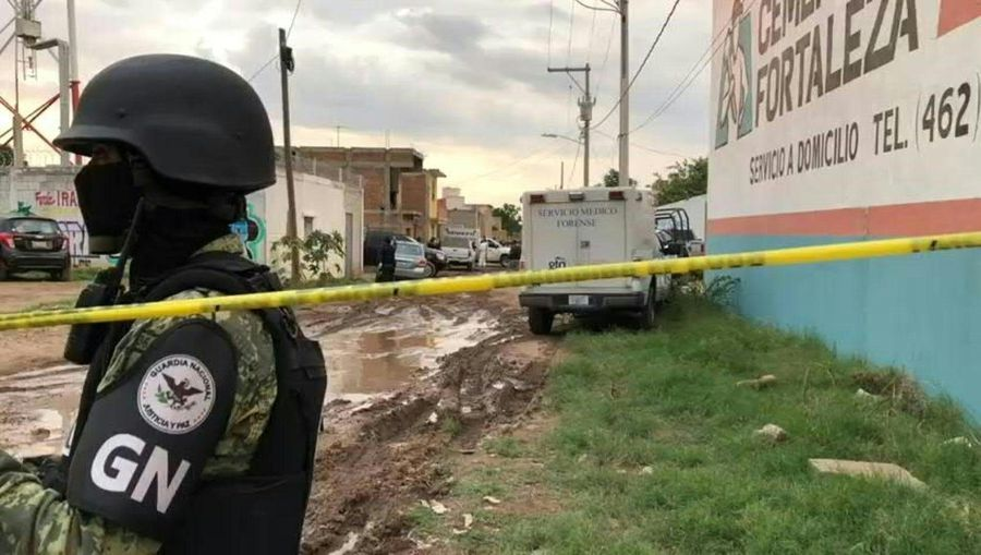 Many dead after Mexican drug rehab centre shooting