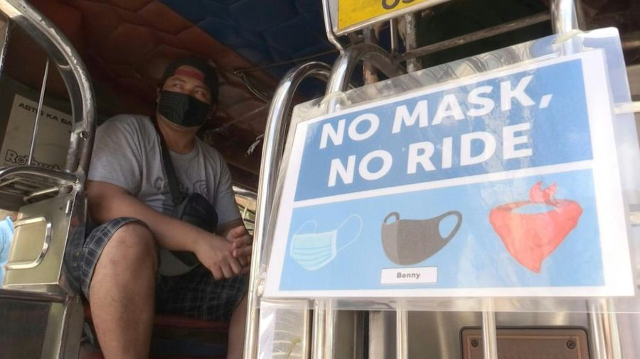 Philippines jeepneys back on the road as virus restrictions eased