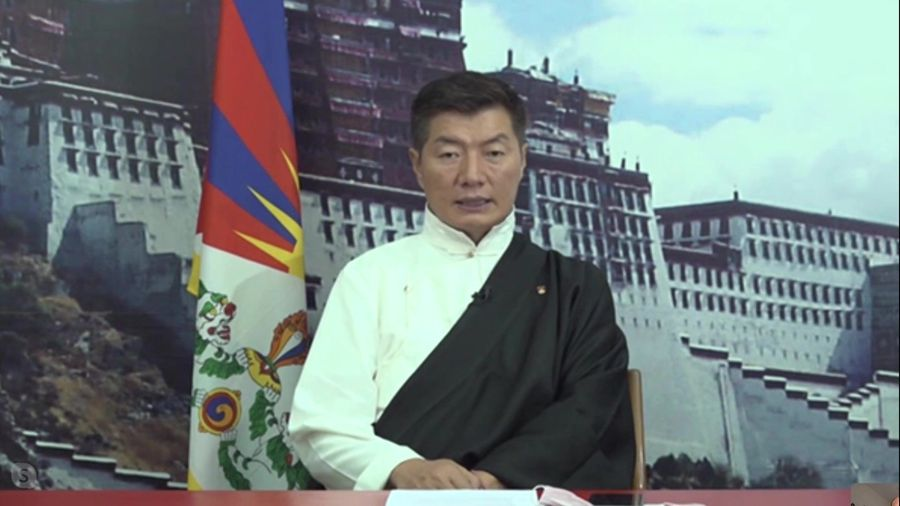 Tibet president-in-exile offers 'solidarity' with Hong Kong