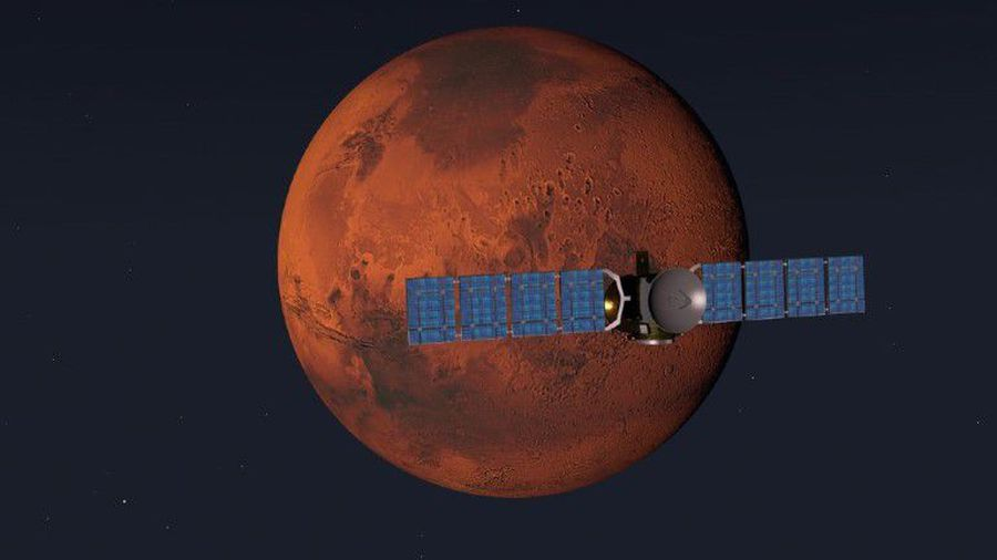 A brief history of Mars exploration