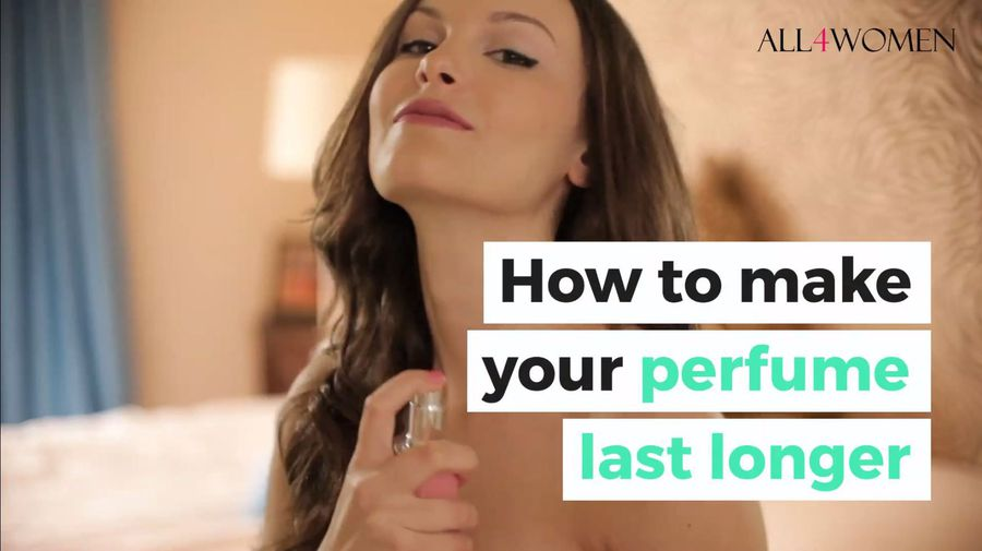 How to make your perfume last longer