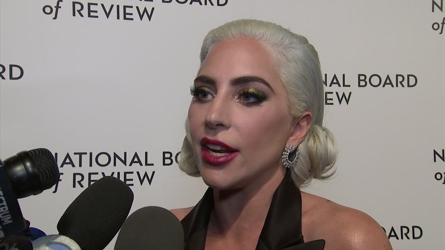 Gaga reveals personal trauma drove 'A Star is Born' role