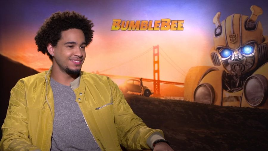 Jorge Lendeborg Jr. hopes to emulate Will Smith, DiCaprio and Eastwood