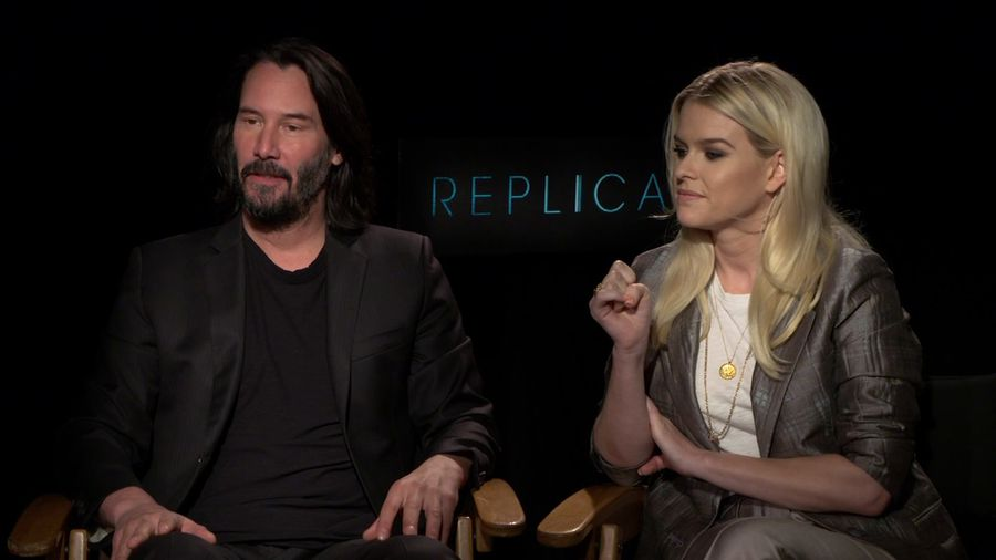 Keanu on 'Bill and Ted 3': 'We're trying'
