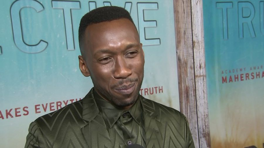 Mahershala's Golden Globe win: 'Everything sort of stops'