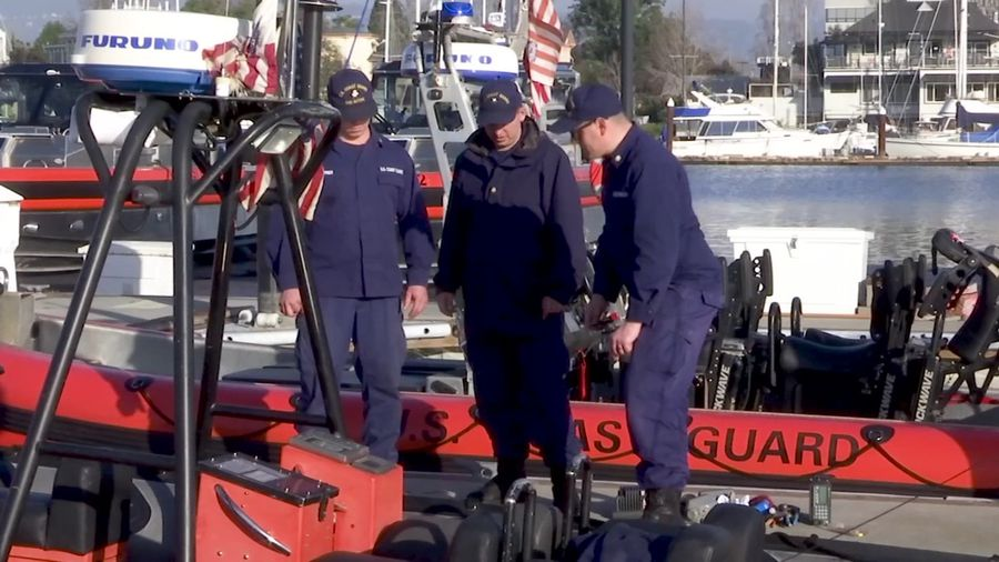 Coast Guard families worry as shutdown drags on