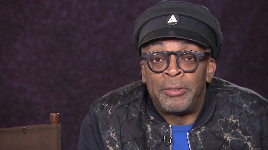 Spike Lee thankful for honorary Oscar