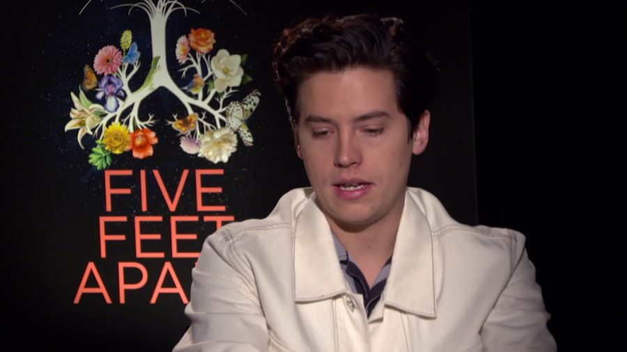 Cole Sprouse says 'to be a working actor is to be privileged'