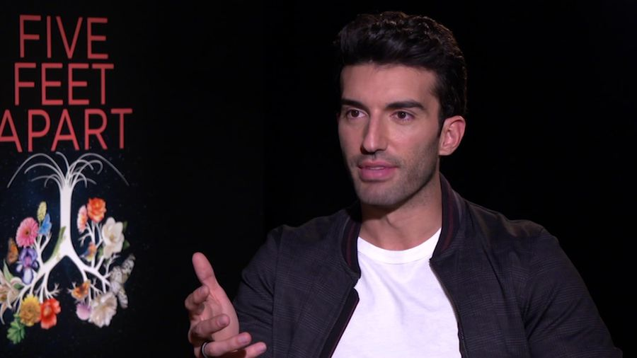 Justin Baldoni finds light in those with chronic illnesses