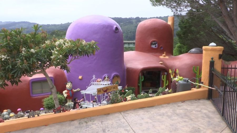Yabba Dabba Don't: Town rejects Flintstone House