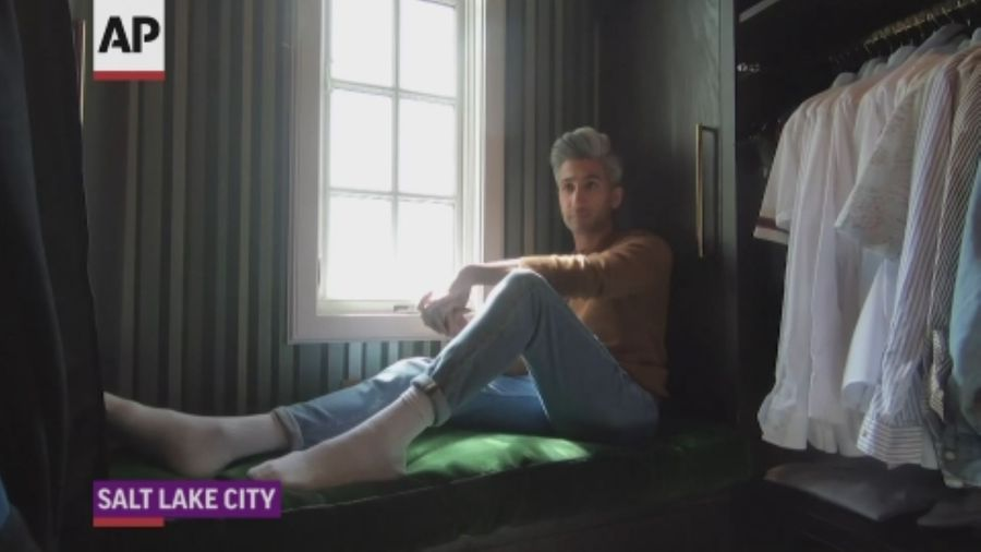 'Queer Eye''s Tan France: 'You just need people who care'