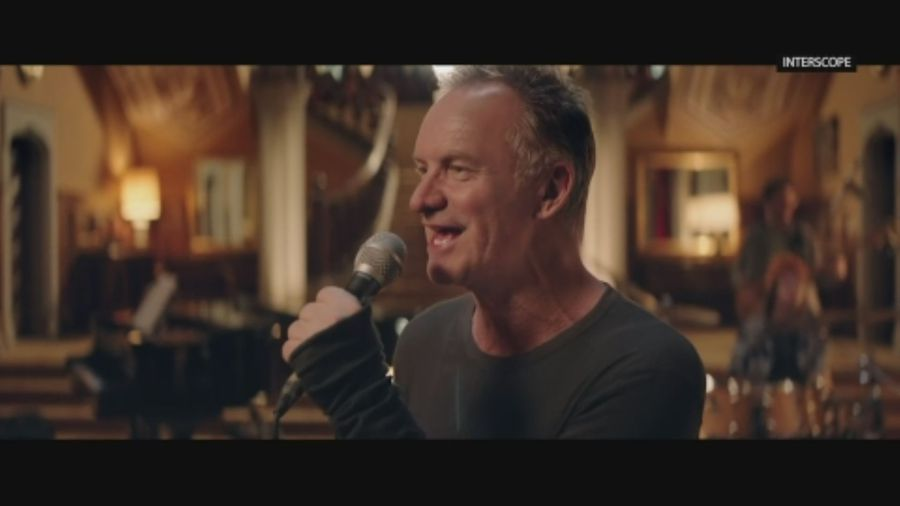 """Sting on residency: """"It's going to be a 'Vegas' show"""""""