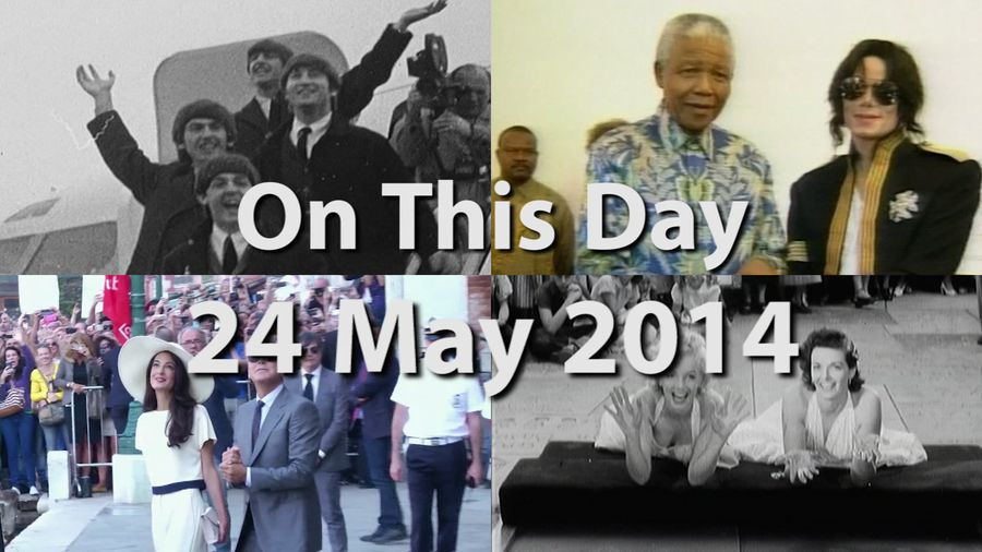 On This Day: 24 May 2014