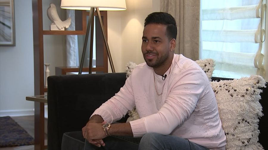 Romeo Santos on MetLife show: 'It's a blessing'